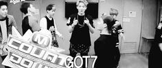 Got7, ladies and gents (Gif)