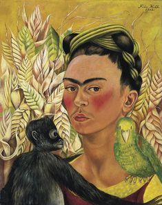 Крупнейшая коллекция произведений Фриды Кало: 800 артефактов из 33 музеев доступны онлайн 2