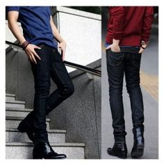 tall skinny jeans - Jean Yu Beauty