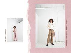 Editorial Design Magazine, Magazine Layout Design, Editorial Layout, Editorial Fashion, Editorial Hair, Lookbook Layout, Lookbook Design, Web Design, Mise En Page Lookbook