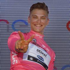 Marcel Kittel, maglia rosa, Giro 2016
