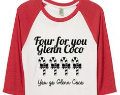 Four for you Glenn Coco Mean Girls Christmas Shirt unisex shirt clothing Tshirt tee top unisex adult  funny ugly christmas sweater top