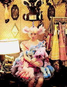 The Heian Princess - http://theheianprincess.tumblr.com/post/43649727332