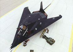 Lockheed Corporation United States Air Force F-177A Nighthawk, 1981