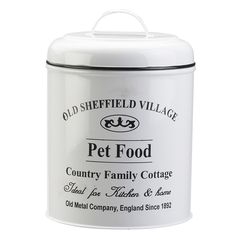 Global Amici 140 oz. Pet Food Canister & Reviews | Wayfair