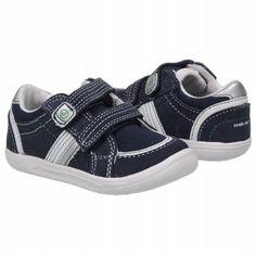 Stride Rite Jalen Tod Shoes (White/Navy/Silver) - Kids' Shoes - 4.0 M