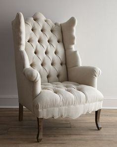 """Elizabeth"" Chair by Haute House at Horchow."
