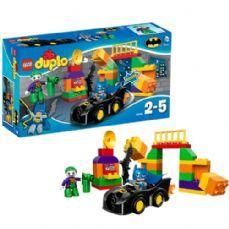 LEGO DUPLO Super Heroes ( 10544 ) / The Joker Challenge