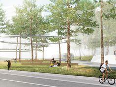 3:0 (2015): Gestaltung der zentralen ÖV-Achse, Graz (AT), via competitionline.com