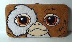 Gizmo Gremlins Brand Mogwai Vintage Wallet Case  Gremlins Gremlins Gizmo 875dafca12a19