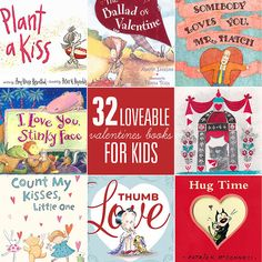 32 Loveable Valentine's Books For Kids