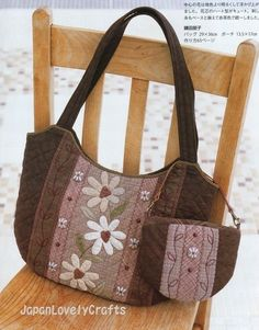Bags Made of Beige Brown Black & Gray