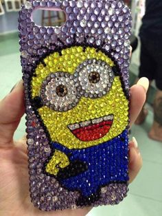 Minions Phone case?! I want this too!