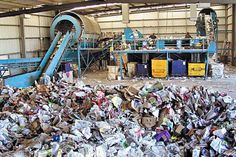 Know the complete methods of proper waste management or waste disposal process. Know the significance of proper management of waste to maintain nature. Recycling Services, Recycling Facility, Recycling Programs, Why Recycle, Reuse, Waste To Energy, Plus Games, Waste Disposal, Industrial