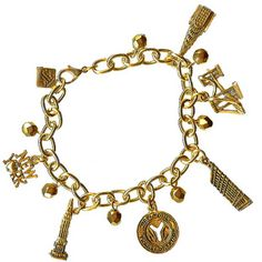 NYC Charm Bracelet #bracelet #fashion #gift