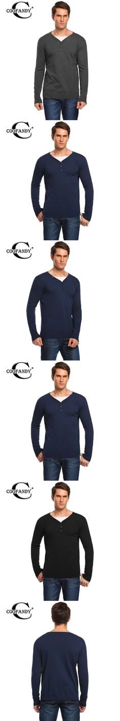 COOFANDY 2017 Autumn New Arrivals Men Casual V-Neck Long Sleeve Patchwork Knitwear Warm Pullover Comfortable Soft Sweater