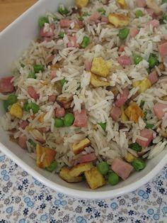 La recette du riz cantonnais parfaitmo