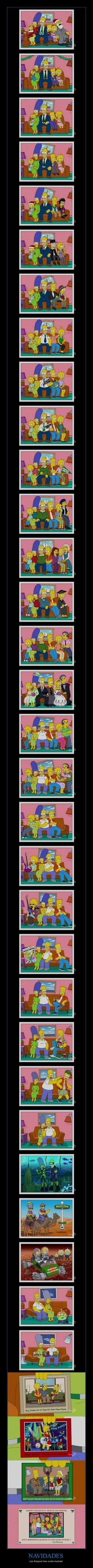 Funny pictures about The Simpsons' Christmas Card Photos Through The Years. Oh, and cool pics about The Simpsons' Christmas Card Photos Through The Years. Also, The Simpsons' Christmas Card Photos Through The Years. Funny Memes, Jokes, Funny Quotes, Life Quotes, Memes Humor, Meme Meme, Year Quotes, Cartoon Memes, Meme Pics