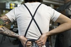Full Coverage Cupping: Hand-Eye Supply at Barista New Uses, Barista, Timeless Fashion, Coffee Beans, Aprons, Portland, Mens Tops, Charms, Fabrics
