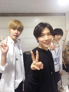 Hansol, Ten and Jisung #SMROOKIES