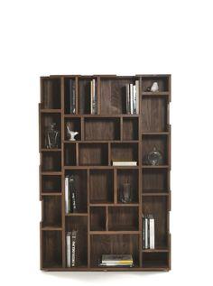 Riva 1920 Natural Living Kauri Briccole Book Cabinet Console