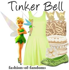 Tinker Bell<- buy it there!  Dress #1