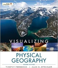 It relies heavily on the integration of National Geographic and other visuals with narrative to explore key concepts. New emphasis is placed on environmental issues, such as climate change, overpopulation and deforestation, from a geographical perspective. Readers will appreciate this approach because it vividly illustrates the interconnectedness of physical processes that weave together to create our planet's dynamic surface and atmosphere.