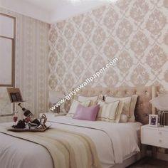 10 Gambar Jasa Pembuatan Walpaper Terbaik Dinding Ruang Menggambar Kamar Tidur Romantis