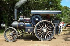 Fowler steam locomotive