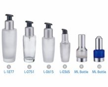 Glass Bottles -Cosmetic Bottle/Container-Glass Lotion Bottles,Jars Supplier-Lays Cosmetic Container Manufacturer.