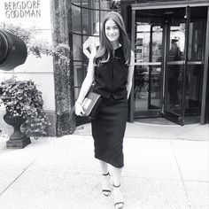 How to Dress Like a Fashion Editor: An Instagram Lesson via @WhoWhatWear