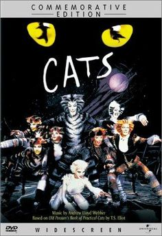"""Great Performances"" Cats (TV Episode 1998) Quotes on IMDb: Memorable quotes and exchanges from movies, TV series and more..."