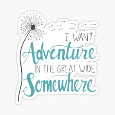 High quality Travel gifts and merchandise. Inspired designs on t-shirts, posters, stickers, home decor, and more by independent artists and designers from around the world. Adventure Symbol, Adventure Tattoo, Adventure Map, Adventure Holiday, Bubble Stickers, Cute Stickers, Adventure Time Funny, Travel Baby Showers, 3d Printed Jewelry