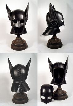 As máscaras de Bob Basset: Batman (20′s)