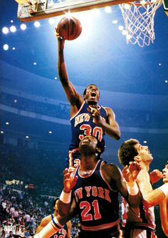 Bernard King - New York Knicks