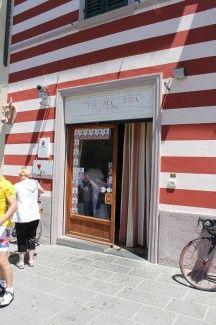 Antica Macelleria Cecchini- a famous butcher shop in Panzano in Chianti that has a free spread of meat, bread, and wine!