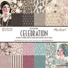 Celebration - MajaDesign's latest collection, January 2018.