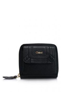 Chloé Paraty Zip-Around Wallet