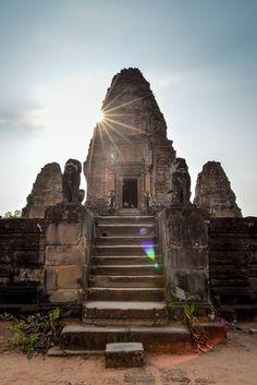 Angkor Prasat Kravan Cambodia