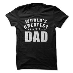 Awesome T-shirts [Best Price] Worlds Greatest Dad - (3Tshirts)  Design Description: Worlds Greatest Dad  If you do not utterly love this Tshirt, you can SEARCH your favourite one via the use of search bar on the header.... -  #camera #grandma #grandpa #lifestyle #military #states - http://tshirttshirttshirts.com/lifestyle/best-price-worlds-greatest-dad-3tshirts.html Check more at http://tshirttshirttshirts.com/lifestyle/best-price-worlds-greatest-dad-3tshirts.html