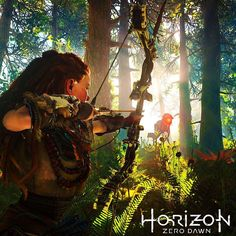 #HorizonZeroDawn is OUT NOW! Are you ready for this beautiful game? #SmythsToysSuperstores   #smyths #smythstoys #smythstoyssuperstores #toystagram #heyletsplay #ifiwereatoy #oscar #love #uk #ireland #toys #fun #instagood #toyshop #yay #horizon #zerodawn #ps4 #game #nora