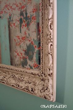 Beautiful mirror! I want this in my life!!