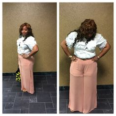 Shop mkt.com/to-hot-to-sell For this fab look love this pants #plussize #curvy #fullfigured