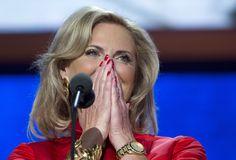 ann romney | Ann Romney at the RNC Tuesday night. (AP)