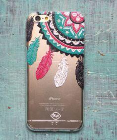 Regalos que encantan: .Carcasa para celular Myto Atrapasueños superior en Dekosas.