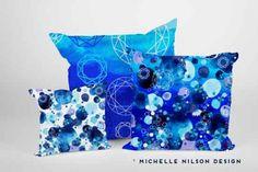 Michelle Nilson | Make It In Design | Surface Pattern Design | Summer School | Water Rays | Advanced brief 1
