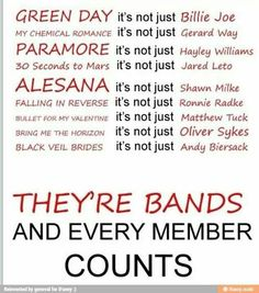Every member counts
