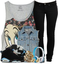 """hmm."" by livelifefreelyy ❤ liked on Polyvore cute outfits clothes"