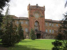 Castello di Sammezzano, Toscana