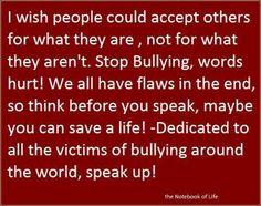 Stop bullyin